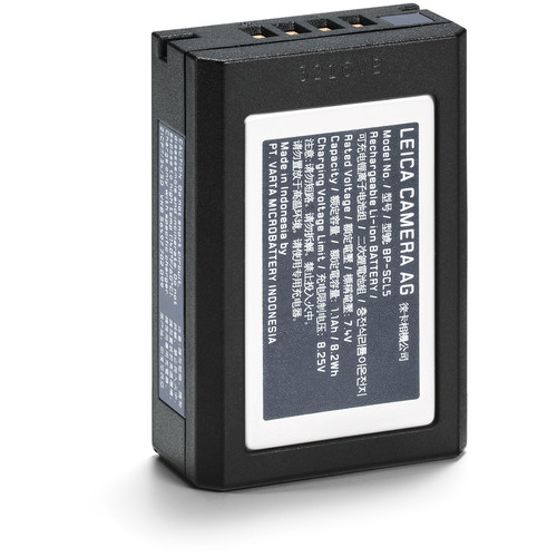 Leica BP-SCL5 Lithium-Ion Battery Pack (7.4V, 1300mAh)