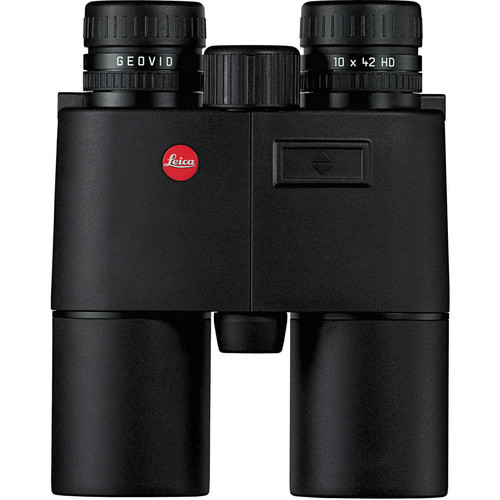 Leica 10x42 Geovid HD-R Laser Rangefinder Binocular (Yards)