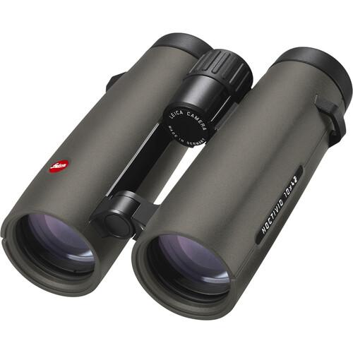 Leica 8x42 Noctivid Binoculars (Olive Green)