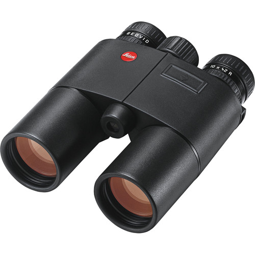 Leica 10x42 Geovid R Binocular/Rangefinder (Meters)