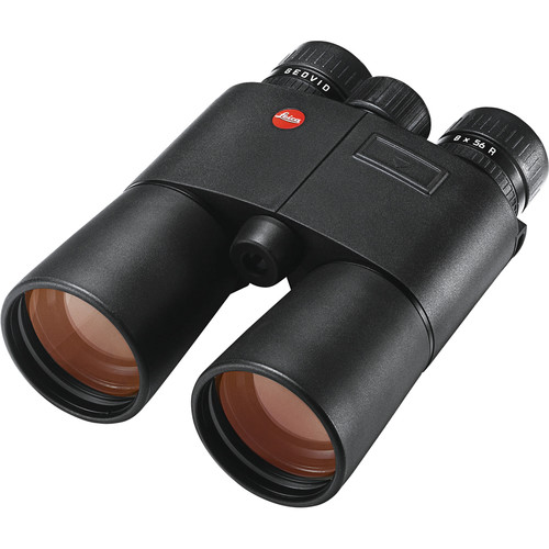 Leica 8x56 Geovid R Binocular/Rangefinder (Yards)