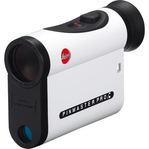Leica 7x24 Pinmaster II Pro Golf Laser Rangefinder