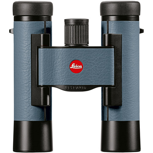 Leica 10x25 Ultravid Colorline Binocular (Pigeon Blue)