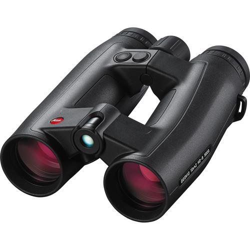 Leica 10x42 Geovid HD-B 3000 Rangefinder Binocular (Black)
