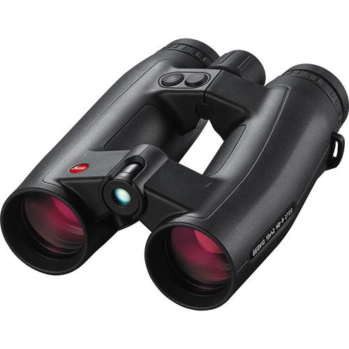 Leica 10x42 Geovid HD-R 2700 Rangefinder Binocular (Black)