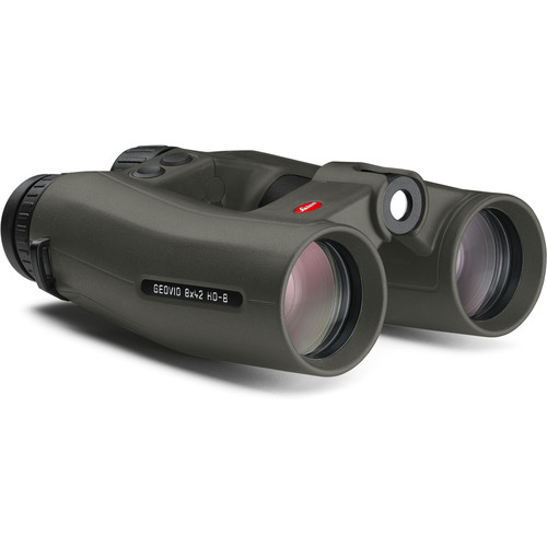 Leica 8x42 Geovid HD-B Rangefinder Binocular (Edition 2017)