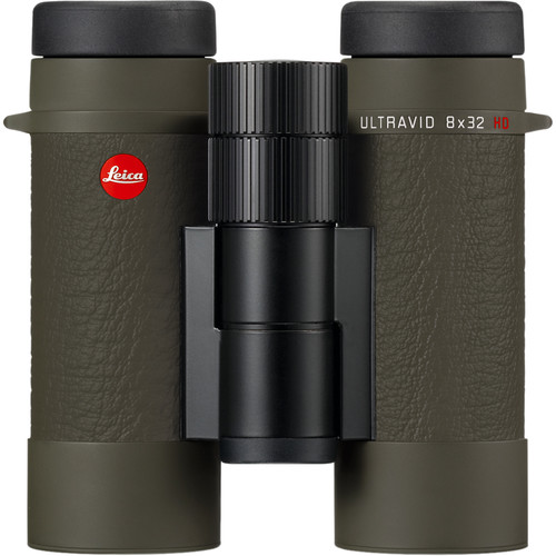 Leica 8x32 Ultravid HD-Plus Binocular (2017 Safari Edition)