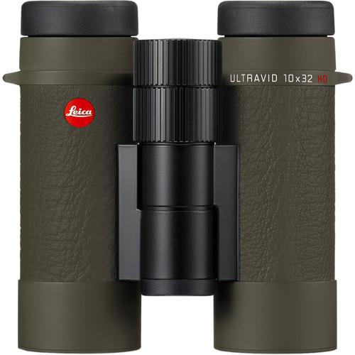 Leica 10x32 Ultravid HD-Plus Binocular (2017 Safari Edition)