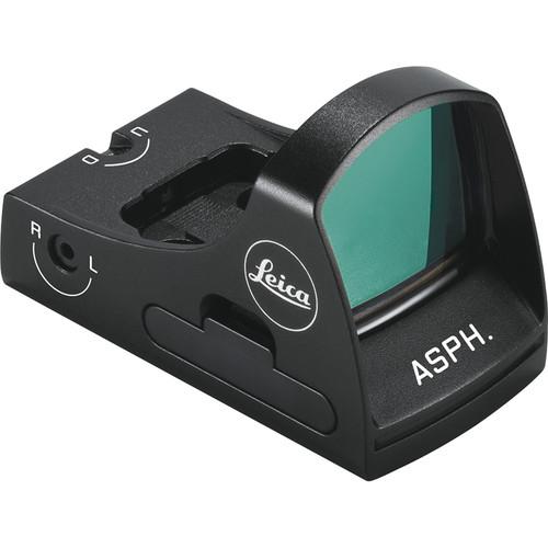 Leica Tempus ASPH. Red-Dot Sight (2 MOA Red-Dot Reticle, Matte Black)
