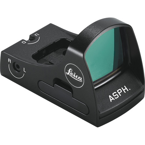 Leica Tempus ASPH. Red-Dot Sight (2 MOA Red-Dot Reticle, Matte Black)