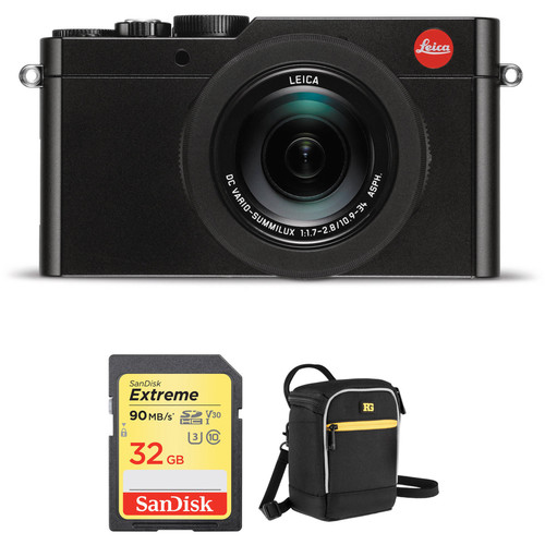 Leica D-LUX (Typ 109) Digital Camera Basic Kit