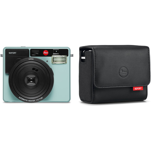 Leica Sofort Instant Film Camera with Case Kit (Mint)