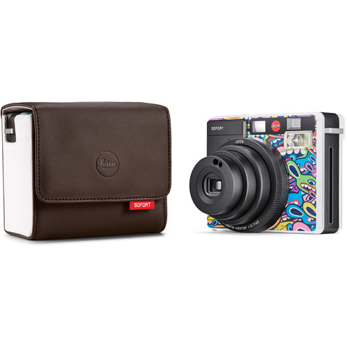 Leica Sofort Instant Film Camera with Case Kit (LimoLand by Jean Pigozzi Special Edition)