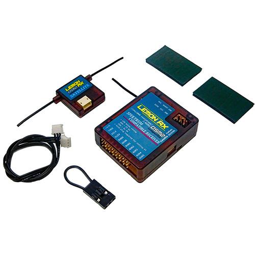 Lemon RX DSM2 Compatible 8-Channel Receiver & DSM2 Compatible Satellite (Failsafe with UART)