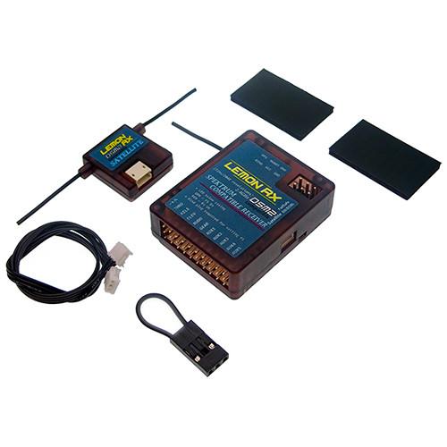 Lemon RX DSM2 Compatible 10-Channel Receiver with DSM2 Compatible Satellite (Failsafe with UART Output)