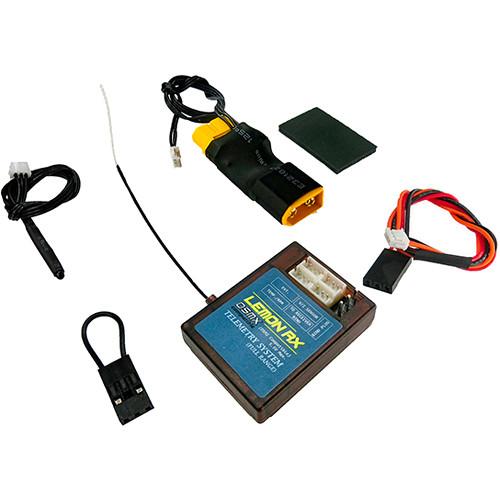 Lemon RX DSMX / DSM2 Compatible Full Range Telemetry System (XT60 Package)