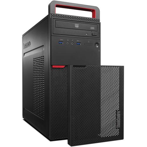 Lenovo ThinkCentre M700 Tower Desktop Computer with Windows 10 Pro 64-Bit