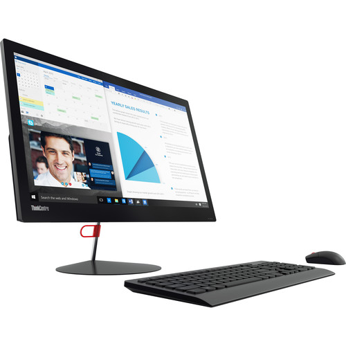 "Lenovo 23.8"" ThinkCentre X1 All-In-One Desktop Computer"
