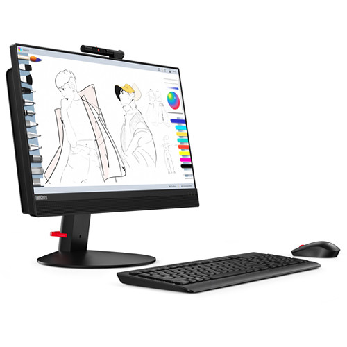 """Lenovo 21.5"""" ThinkCentre M820z Multi-Touch All-in-One Desktop Computer"""
