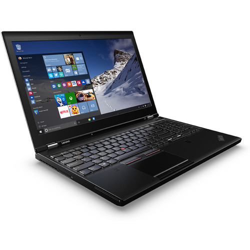 "Lenovo 15.6"" ThinkPad P50 Mobile Workstation"