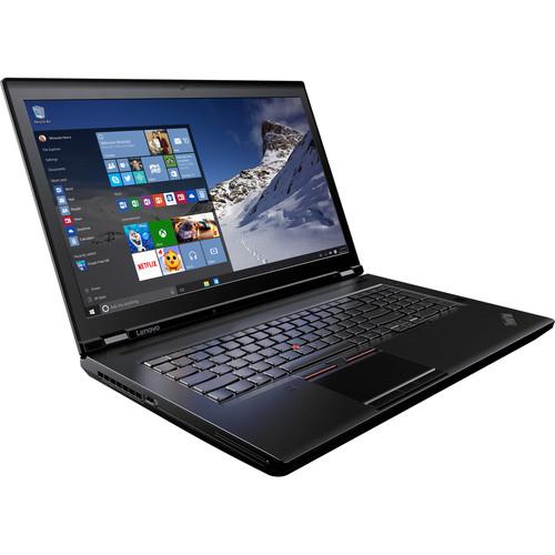 """Lenovo 17.3"""" ThinkPad P70 Notebook"""