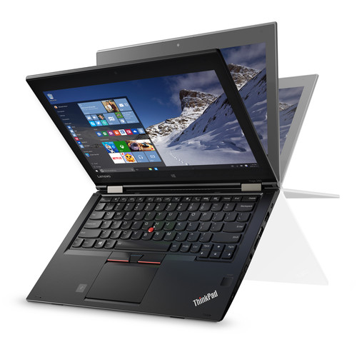 "Lenovo 12.5"" ThinkPad Yoga 260 Multi-Touch 2-in-1 Notebook"