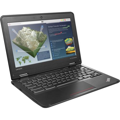"Lenovo 11.6"" 16GB ThinkPad 11e Series Chromebook"