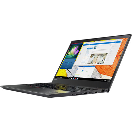 "Lenovo 15.6"" ThinkPad T570 Multi-Touch Notebook"