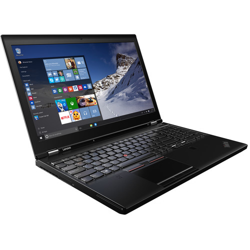 "Lenovo 15.6"" ThinkPad P51 Mobile Workstation"