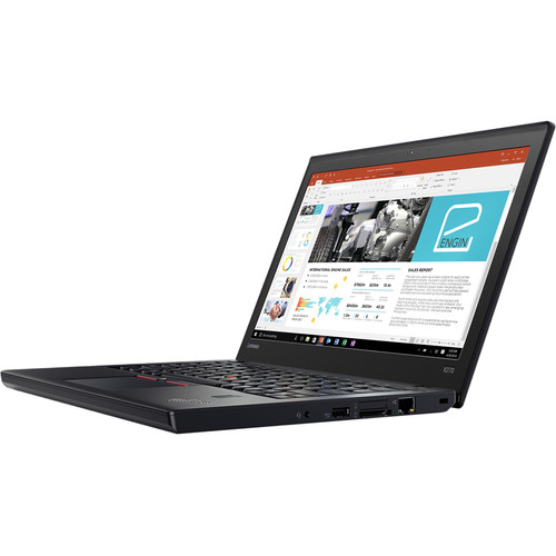 "Lenovo 12.5"" ThinkPad X270 Multi-Touch Notebook"