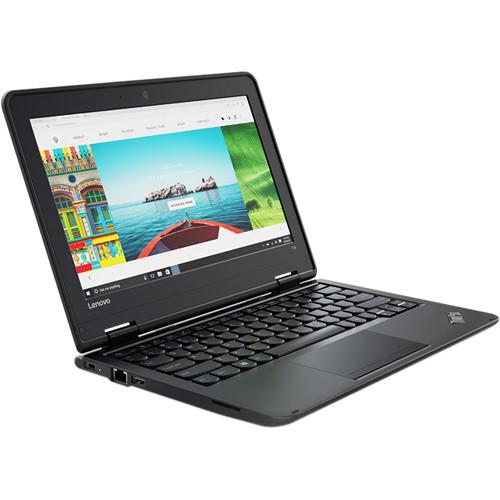 "Lenovo Thinkpad 11E 20HV/ i3 7100U/ 2.4 Ghz/ 8GB/ 128SSD/ Windows 10 Pro 64-Bit/ 11.6"" (Graphite Black)"