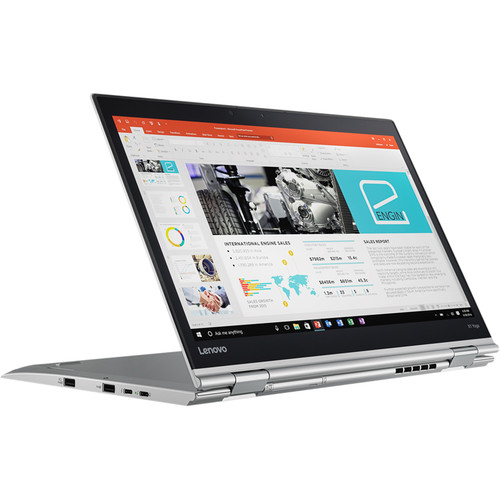 "Lenovo 14"" ThinkPad X1 Yoga Multi-Touch 2-in-1 Notebook (2nd Gen, Silver)"