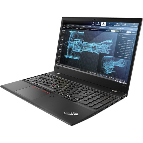 "Lenovo 15.6"" ThinkPad P52s Multi-Touch Mobile Workstation"