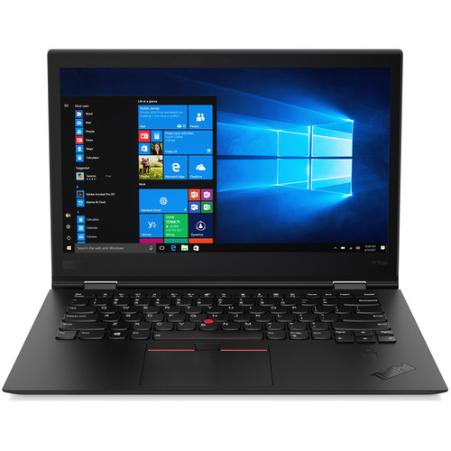"Lenovo 14"" ThinkPad X1 Yoga Multi-Touch 2-in-1 Laptop (3rd Gen, Black)"
