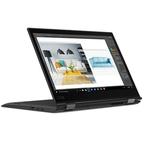 "Lenovo 14"" ThinkPad X1 Yoga Multi-Touch 2-in-1 Notebook (3rd Gen, Black)"