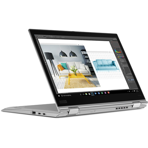 """Lenovo 14"""" ThinkPad X1 Yoga Multi-Touch 2-in-1 Notebook (3rd Gen, Silver)"""