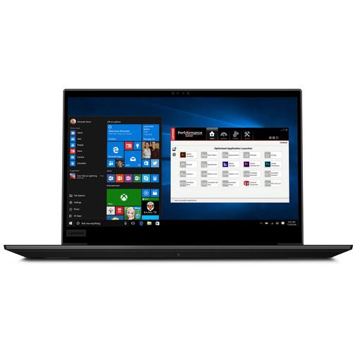 "Lenovo 15.6"" ThinkPad P1 Multi-Touch Mobile Workstation"