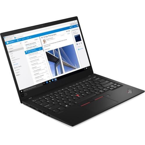 "Lenovo 14"" ThinkPad X1 Carbon Laptop (Gen 7, Black Weave)"