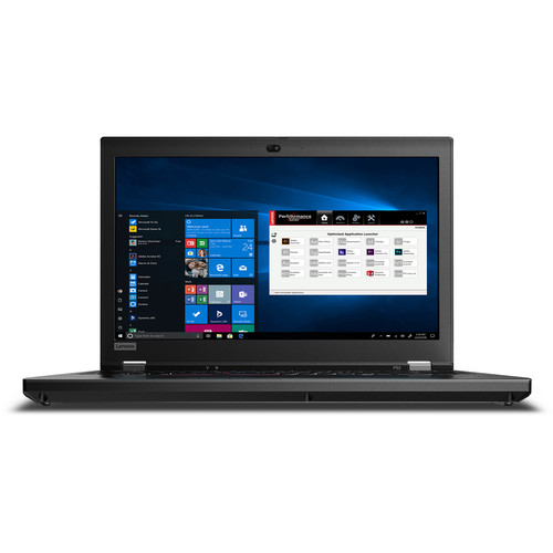"Lenovo 15.6"" ThinkPad P53 Multi-Touch Mobile Workstation"