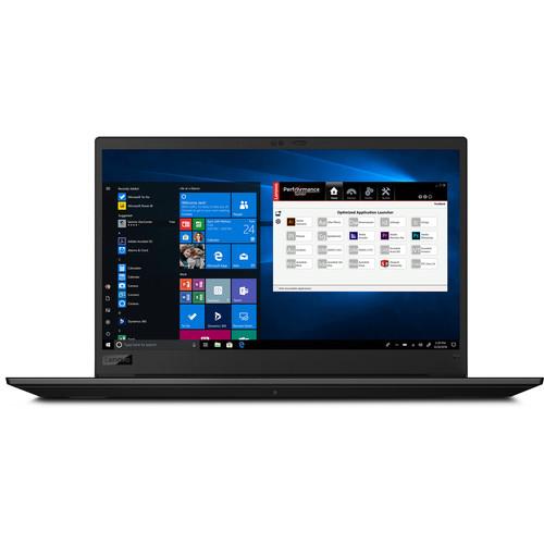 "Lenovo 15.6"" ThinkPad P1 Laptop Workstation (Gen 2, Black Paint)"