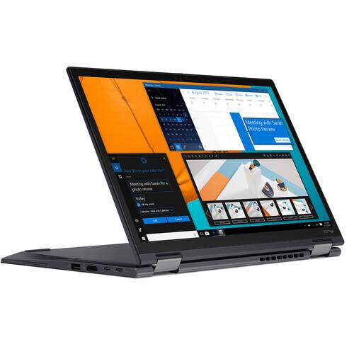 "Lenovo 13.3"" ThinkPad X13 Yoga Gen 2 Multi-Touch 2-in-1 Laptop (Black)"