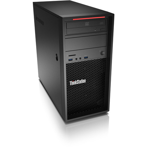 Lenovo P Series ThinkStation P310 Workstation with Intel Core i5-6500 Processor (Raven Black)