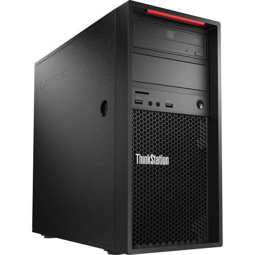 Lenovo ThinkStation P410 Workstation with 256GB SSD and 8GB RAM