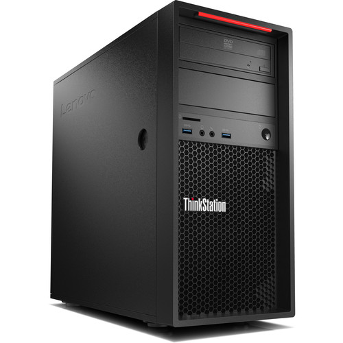 Lenovo ThinkStation P410 Workstation with 512GB SSD and 16GB RAM