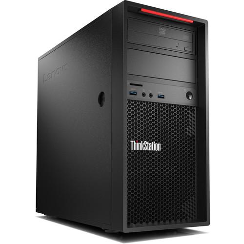 Lenovo P Series ThinkStation P410 Workstation with Xeon E5-1650 v4 Processor