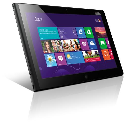 "Lenovo 64GB 10.1"" ThinkPad Tablet 2 (Wi-Fi + Pen/Digitizer)"