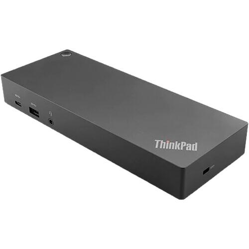 Lenovo ThinkPad Hybrid USB Type-C Laptop Dock with USB Type-A Adapter