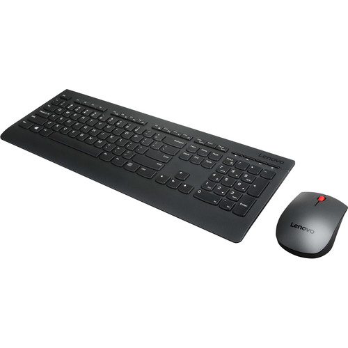 Lenovo Wireless Keyboard and Mouse Combo Kit