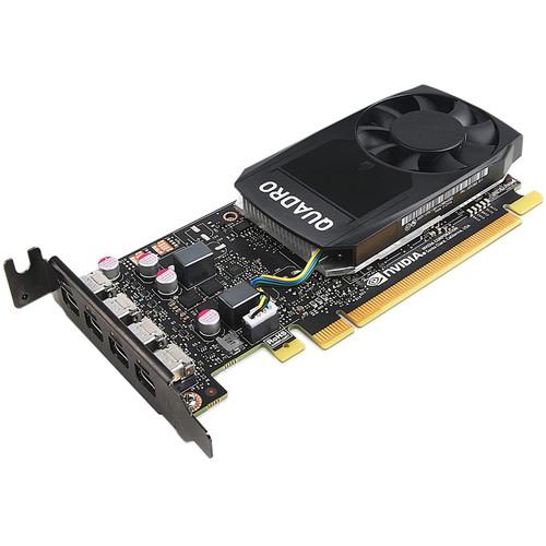 Lenovo ThinkStation NVIDIA Quadro P1000 Graphics Card with LP Bracket