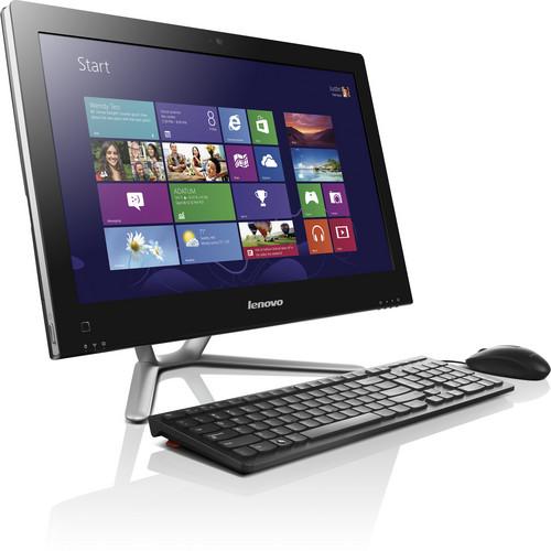 """Lenovo C540 23"""" Pentium G2020 All in One Desktop Computer"""